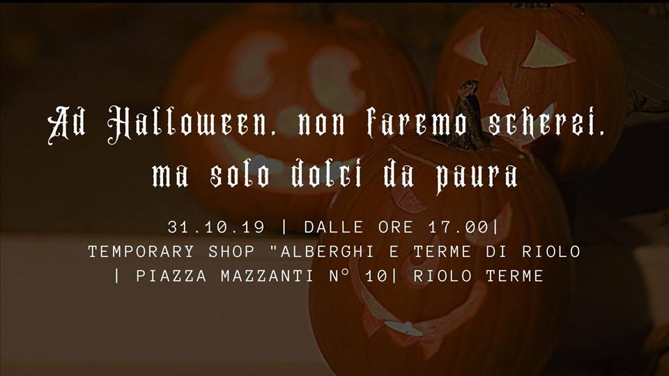 halloween riolo terme